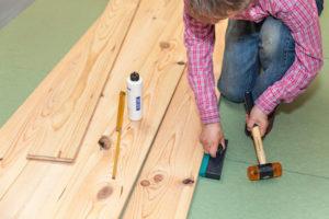Vloer zelf leggen houten vloeren concurrent