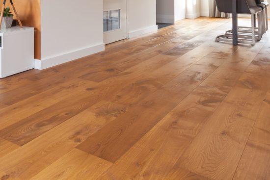 Strakke houten vloeren